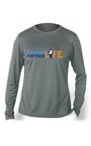 Men's RFYL New Balance Performance Long Sleeve Shirt